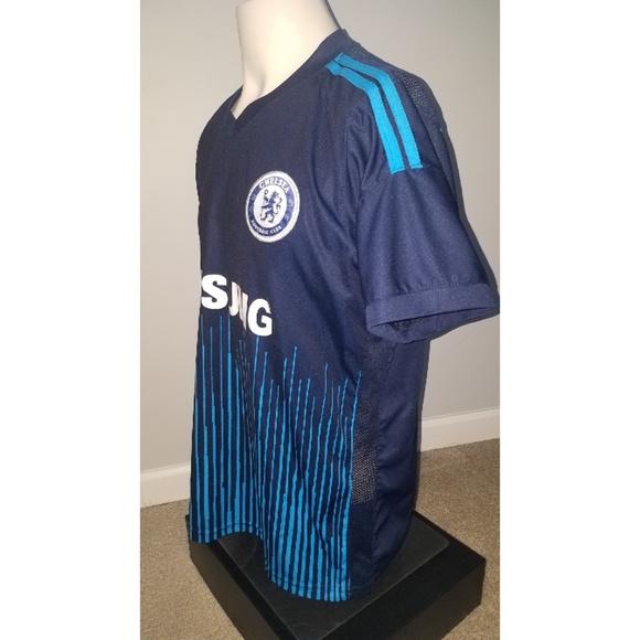 size 40 f8874 bc9bd Chelsea Football Club Samsung Dri-Fit #12 Jersey